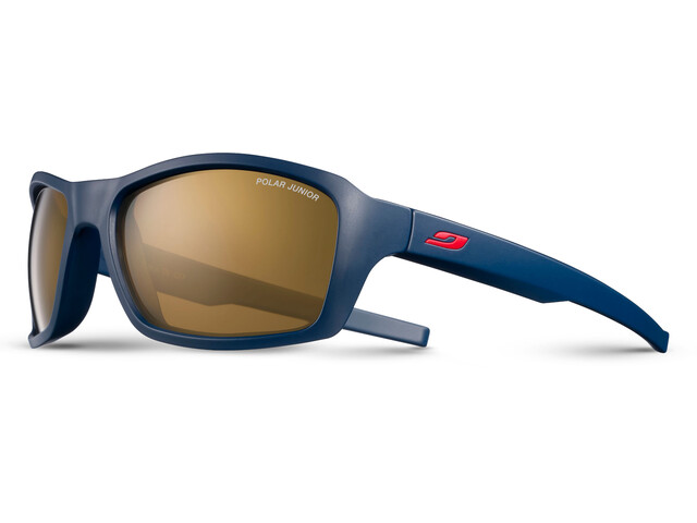 Julbo Extend 2.0 Polar Sunglasses Junior 8-12Y Matt Blue-Brown